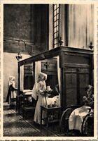 Vintage Postcard Saint Hughes Hall Cambridge England United Kingdom Unposted