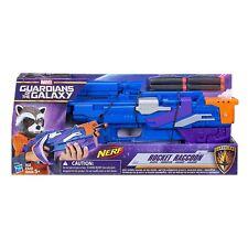 Nerf Gun Marvel Guardians of the Galaxy Rocket Raccoon Blaster Kids Toy NEW