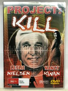 Project : Kill - DVD- AusPost with Tracking