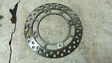99 Suzuki DR 350 SE DR530 rear back brake rotor disk