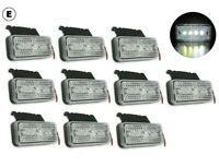 LED Umrissleuchte WEIß 24V Begrenzungsleuchte Positionsleuchte