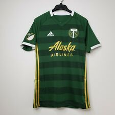 Adidas Men's Portland Timbers Home Jersey Size Small Green DX1489 Soccer
