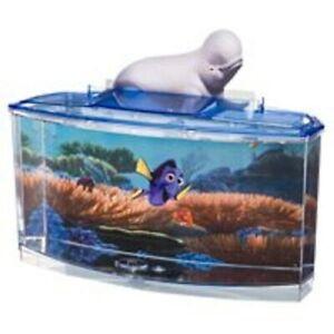 Disney Pixar Finding Dory Betta Fish Tank Aquarium New in box
