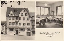 Ravensburg AK alt Gasthof Schwarzer Adler Mehrbild Baden-Württemberg 1701522