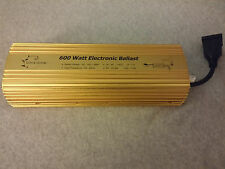 Ultra Grow 600 Watt Electronic Ballast