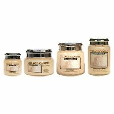 Village Candle Dolce Delight Scented Premium Jar Candles Home Fragrance Gift