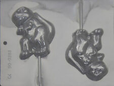 Friendy Dinosaur Chocolate Lollipop Candy Mold from Ck  #9283 - NEW