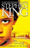 THE SHINING by Stephen King a paperback book FREE USA SHIPPING horror Steven