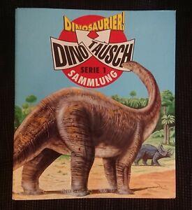 Dinosaurier! Sammelkarten mit Ordner von De Agostini