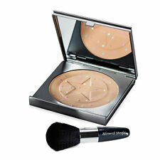 Mineral Magic Skin Perfecting Make-Up Powder & Brush Set - Cover Blemishes