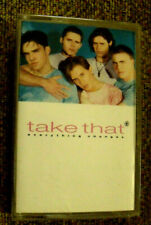 """Take That 1994 Cassette Single """"Everything Changes"""" and Beatles Medley"""