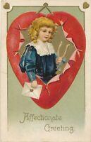 VALENTINE'S DAY – Child In Heart - 1909