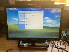 "Averatec All In One 20"" Windows XP Desktop Computer Intel ATOM 1GB 160GB DVDR"