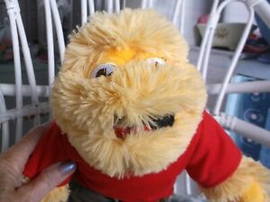 "OFFICIAL HONEY MONSTER CUDDLY CHARACTER TOY 12"" ORIGINAL CLOTHES SUPER CONDITION"