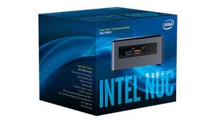 Intel NUC 7 Home NUC7i3BNHXF Desktop Computer - Intel Core i3 [7th Gen] i3-7100U