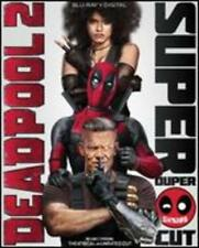 Deadpool 2 Blu-ray Disc Digital Code 2018 (B07CF6X6XF)