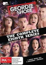 Geordie Shore: Series 8 DVD NEW