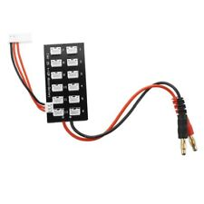 12 Cell Paraboard Parallel Ballanced Charging Board for RC Helicopter Quadcop CQ