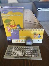 Cricut Cartridge - DISNEY'S POOH AND FRIENDS - Winnie The Pooh, Tiger & Piglet
