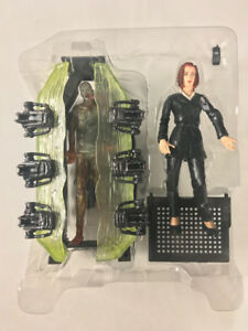 The X Files 5'' AGENT DANA SCULLY Series 1 McFarlane Toys New Loose