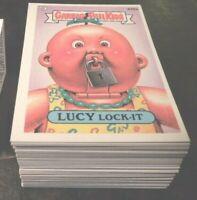1987  87  Garbage Pail Kids GPK USA Series 11 Complete Set  88 cards  pack fresh
