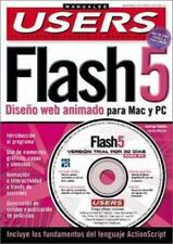 Macromedia Flash 5 Manual del Usuario con CD-ROM: Manuales Users