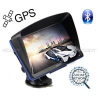 7 Inch Car GPS Navigation System With Lifetime AU Map Update 8GB 256MB Bluetooth
