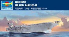 ◆ Trumpeter 1/350 05619 USS KITTY HAWK CV-63 model kit