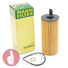 Original MANN-FILTER Ölfilter HU 6004 x BMW 1er 2er 3er 4er 5er X-Serie MINI