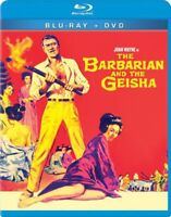 The Barbarian and the Geisha [New Blu-ray] With DVD, Widescreen, Digital Theat