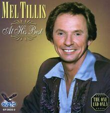 Mel Tillis - At His Best [New CD]