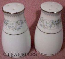 NORITAKE china COLBURN 6107 pattern Salt & Pepper Shaker Set