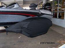 "RANGER-BLK:Boat trailer fender/tire(17"") strg covers exact fit tandem fiberglass"