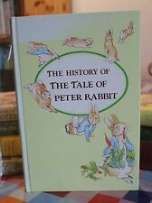 THE HISTORY OF THE TALE OF PETER RABBIT Illustrated BEATRIX POTTER