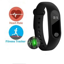 BRACCIALETTO INTELLIGENTE SMARTBAND TRACKER FITNESS BLUETOOTH SPORT CELLULARE