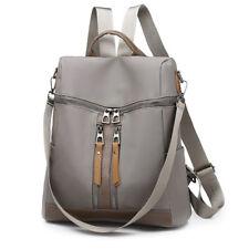 Soft Large Capacity Travel Bag Woman Teenage Fashion Leisure Backpack Casual