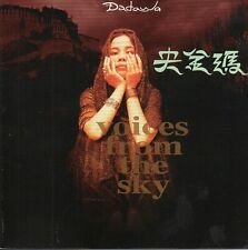 """DADAWA """"VOICES FROM THE SKY"""" RARE GERMAN CD AS NEW / NEW AGE - CHINESSE MUSIC"""