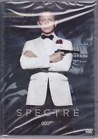 Dvd **JAMES BOND 007 ♦ SPECTRE** con Daniel Craig nuovo 2015