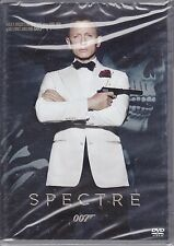 Dvd **JAMES BOND 007 ♦ SPECTRE** con Daniel Craig nuovo 2015