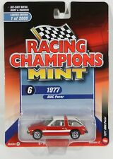 2018 RC 1:64  RACING CHAMPIONS MINT 2A = Red 1977 AMC Pacer NIP