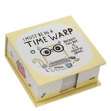 Cats at Work 4048942 Time Warp Memo Cube