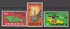 Jamaica 1968 Human Rights Year MiNr. 273 - 275