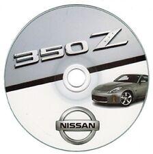 Nissan 350Z workshop manual workshop manual