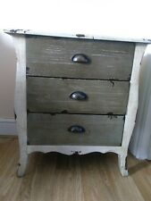Small wooden chest of drawers shabby chic nursery project