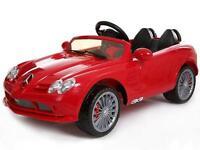 Kids Authentic Mercedes SLR722S McLaren Ride On Remote Control Power Car Wheels