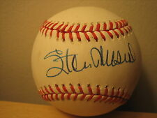 Stan Musial SIGNED Autographed Official National League Baseball Cardinals #SM4