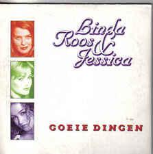 Linda Roos &Jessica-Goeie Dingen cd single