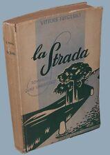 Lugano - La Strada - Vittore Frigerio Tipografia Editrice Luganese Umorismo