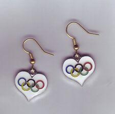 15mm Olympia PENDIENTES + VER pin OFERTA