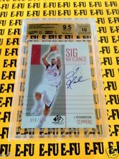 2002-03 SP Game Used QUENTIN RICHARDSON BGS 9.5 GEM MINT Auto 10  58/100 Pop 1/1